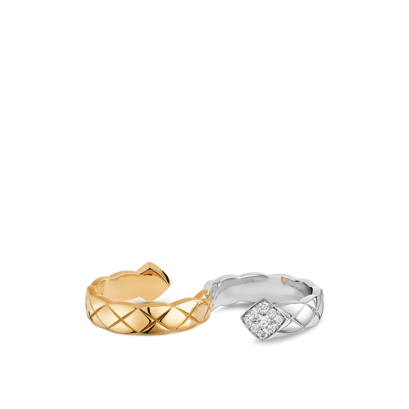 Chanel Coco Crush Ring - J11655  Chanel