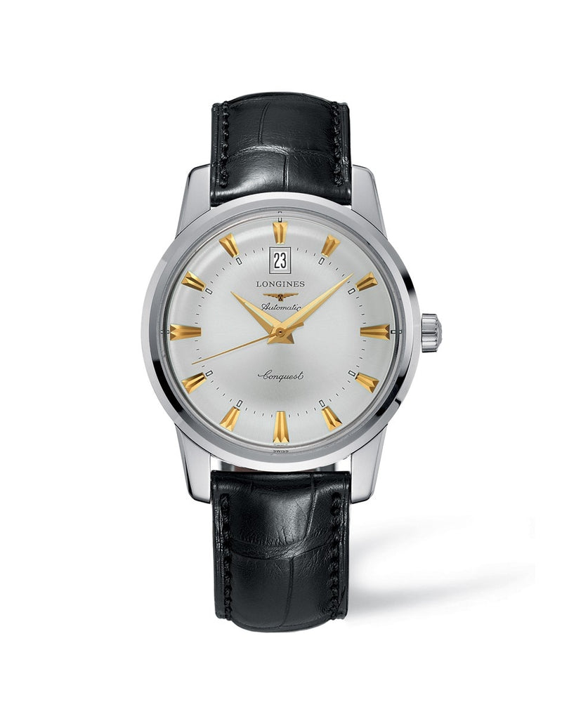 LONGINES Conquest Heritage 40mm Automatic  Longines