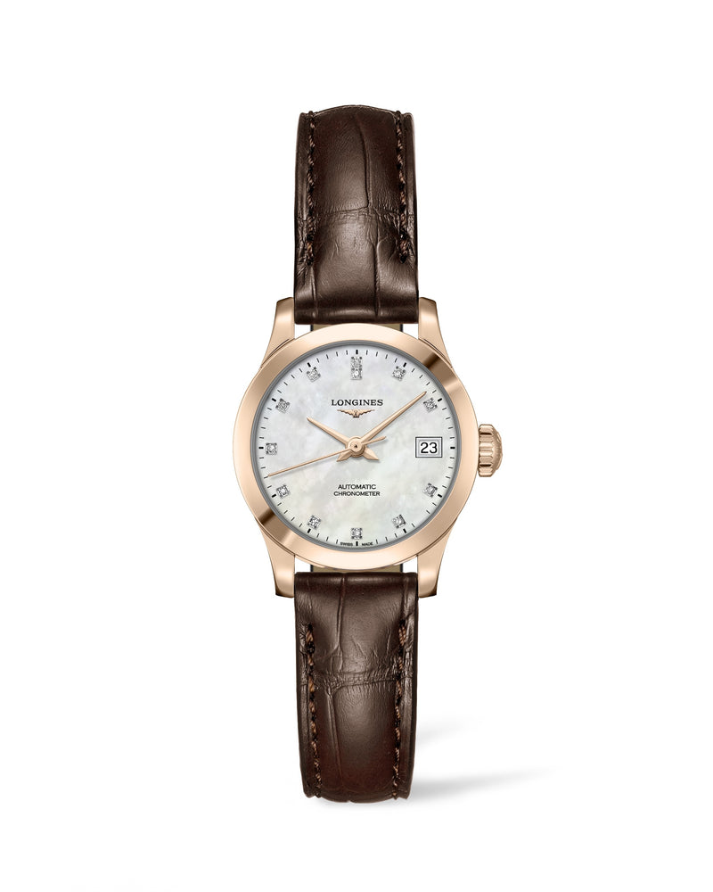 LONGINES Record 26mm Gold 18K Automatic  Longines