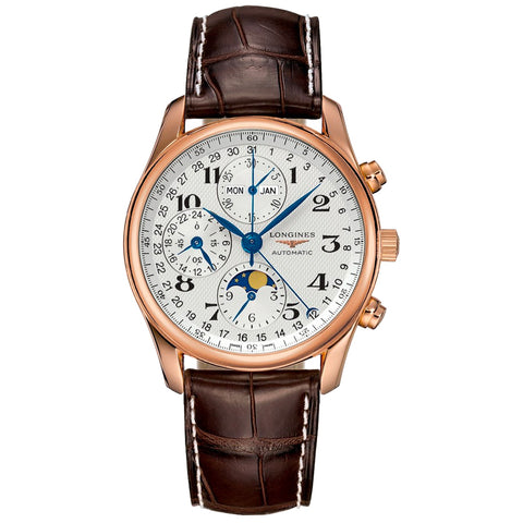The Longines Master Collection - L2.673.8.78.3  Longines