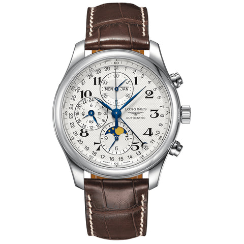 The Longines Master Collection - L2.773.4.78.3  Longines