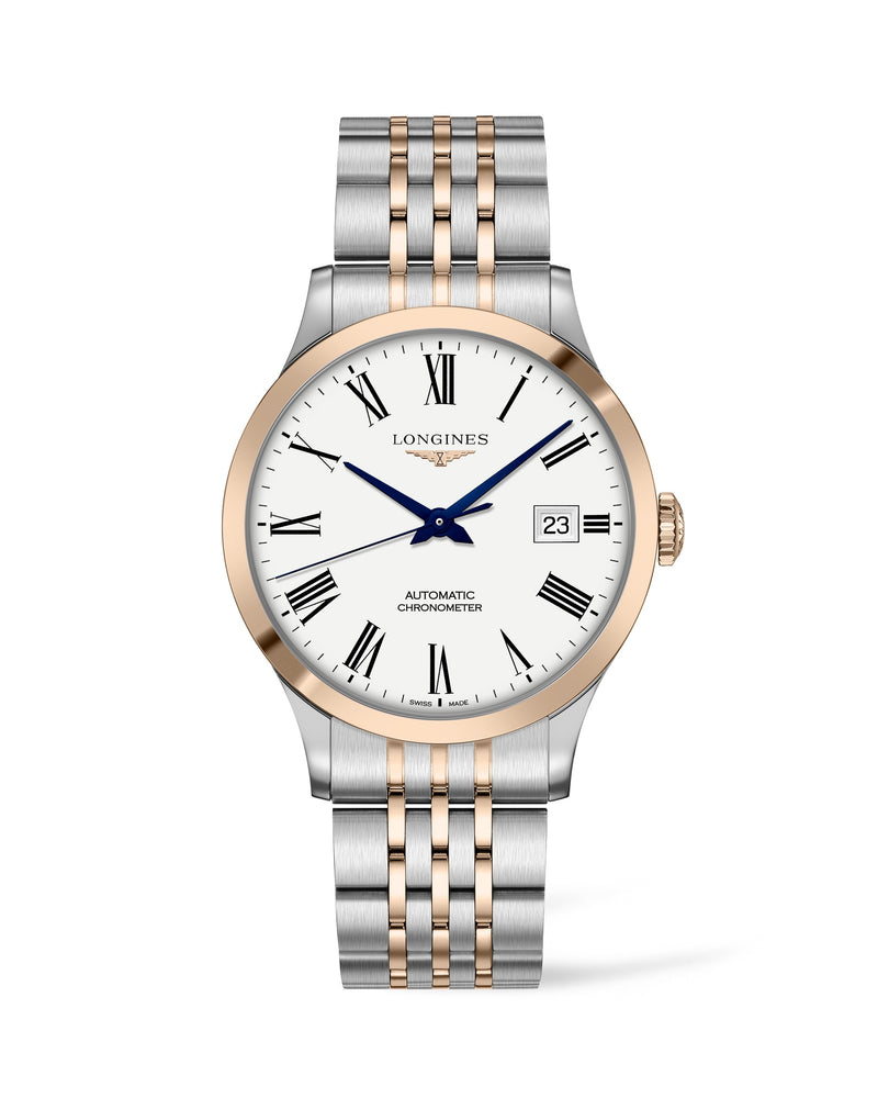 LONGINES Record 40mm Stainless Steel/Gold Cap 200 Automatic  Longines