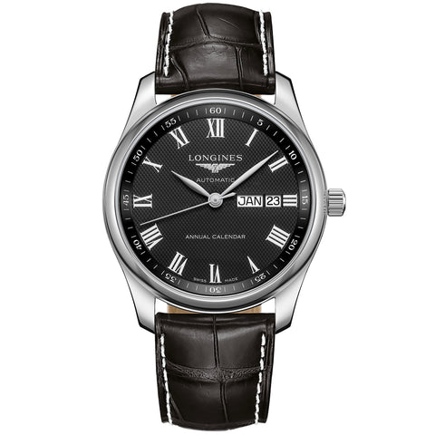 The Longines Master Collection - L2.910.4.51.7  Longines