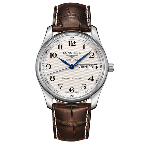 The Longines Master Collection - L2.910.4.78.3  Longines