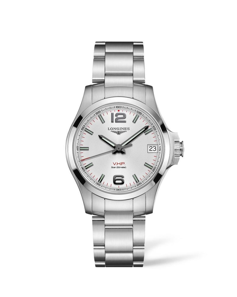 LONGINES Conquest V.H.P. 36mm Stainless Steel  Longines