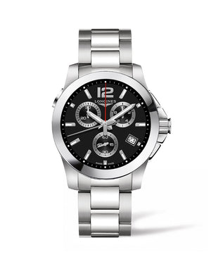 LONGINES Conquest 41mm Chronograph  Longines