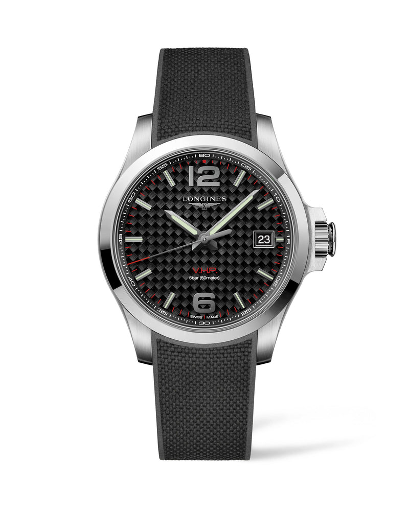 LONGINES Conquest V.H.P. 41mm Stainless Steel  Longines