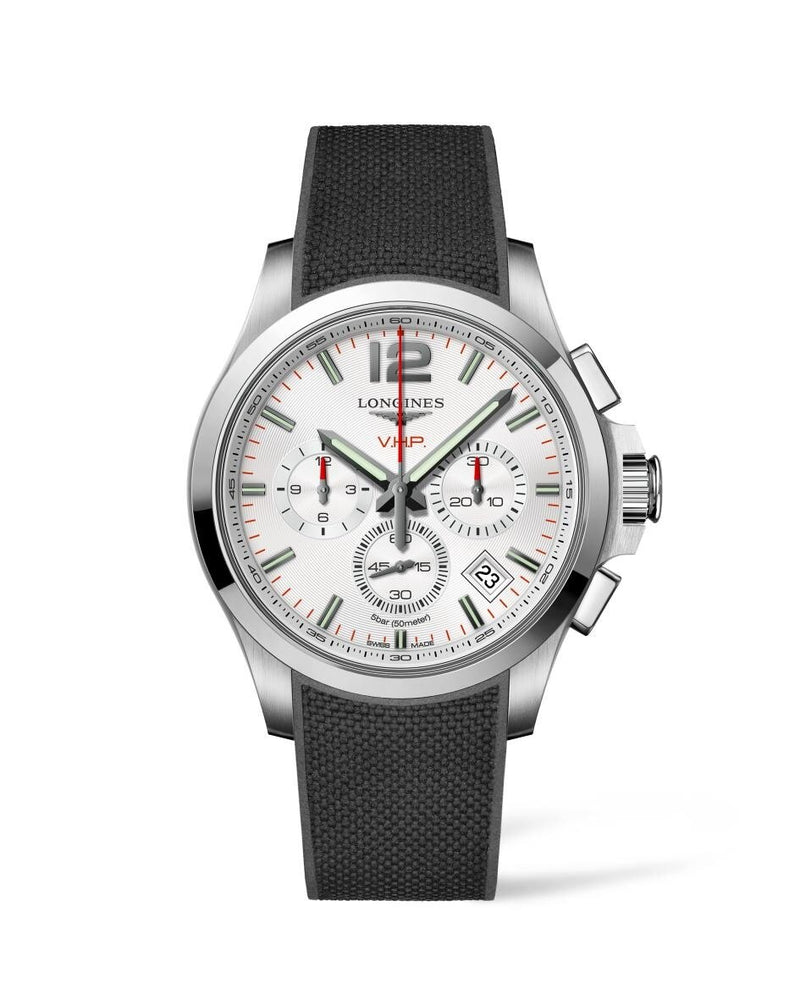 LONGINES Conquest V.H.P. 42mm Stainless Steel  Longines
