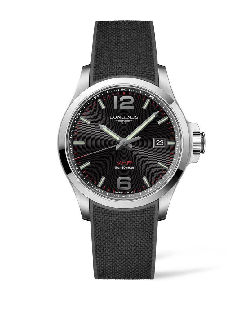 LONGINES Conquest V.H.P. 43mm Stainless Steel  Longines