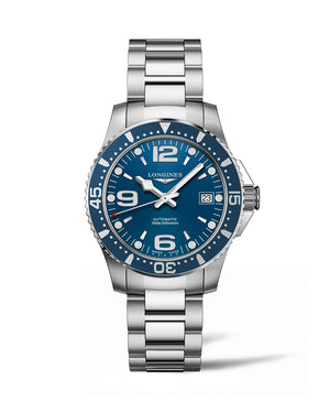 LONGINES HydroConquest 39mm Blue Dial Automatic Diving Watch  Longines