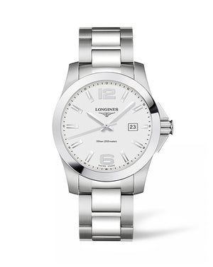 LONGINES Conquest 41mm Stainless Steel  Longines