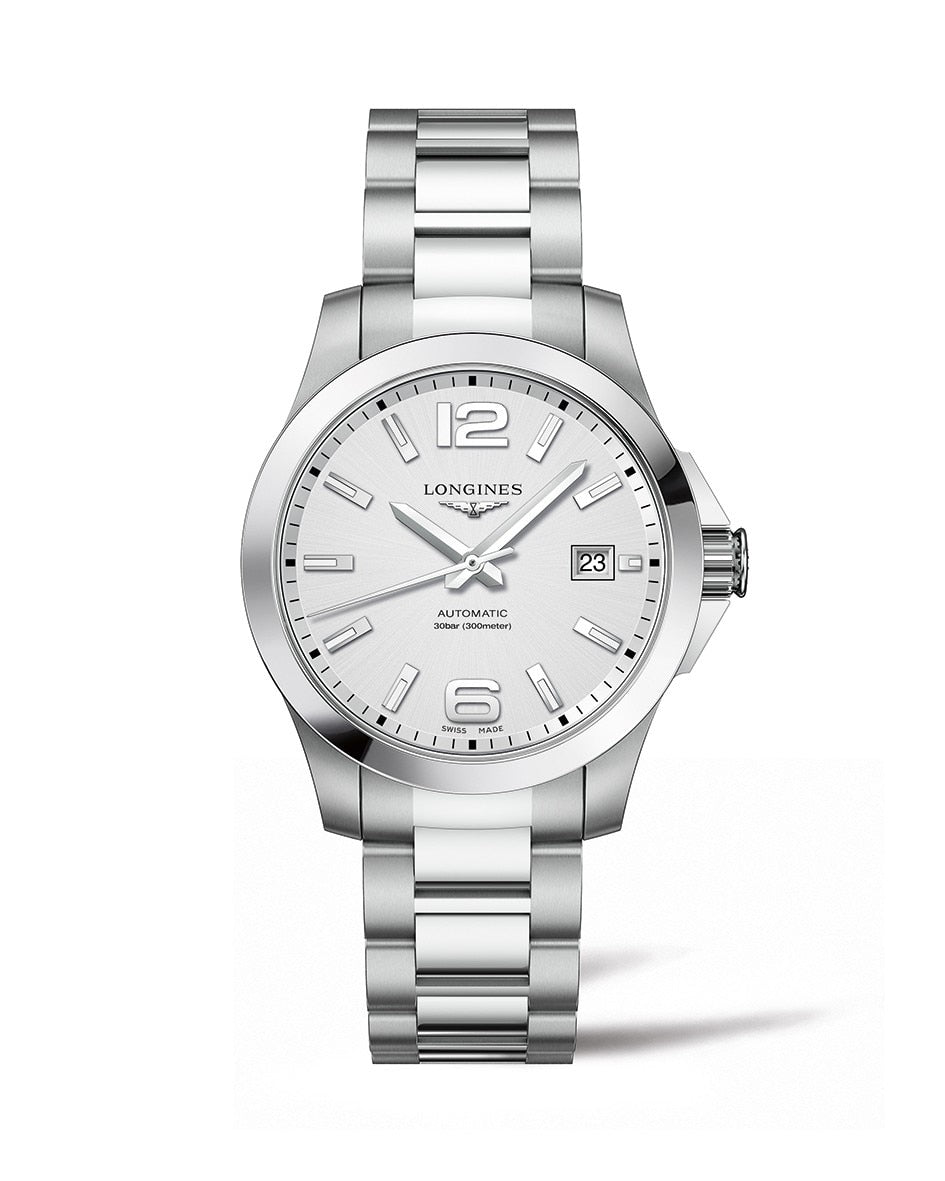 LONGINES Conquest 39mm Automatic  Longines