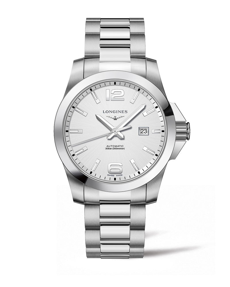LONGINES Conquest 43mm Automatic  Longines
