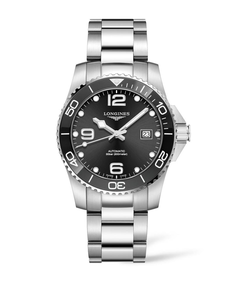 LONGINES HydroConquest Ceramic 41mm Automatic Diving Watch  Longines