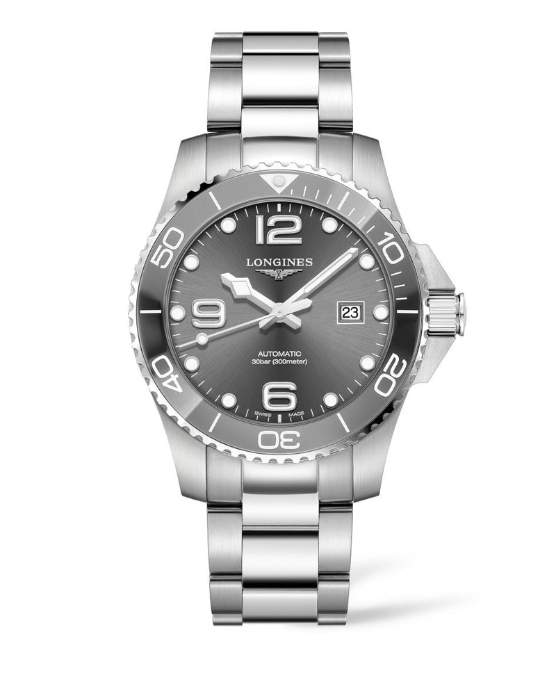 LONGINES HydroConquest Ceramic 43mm Automatic Diving Watch  Longines