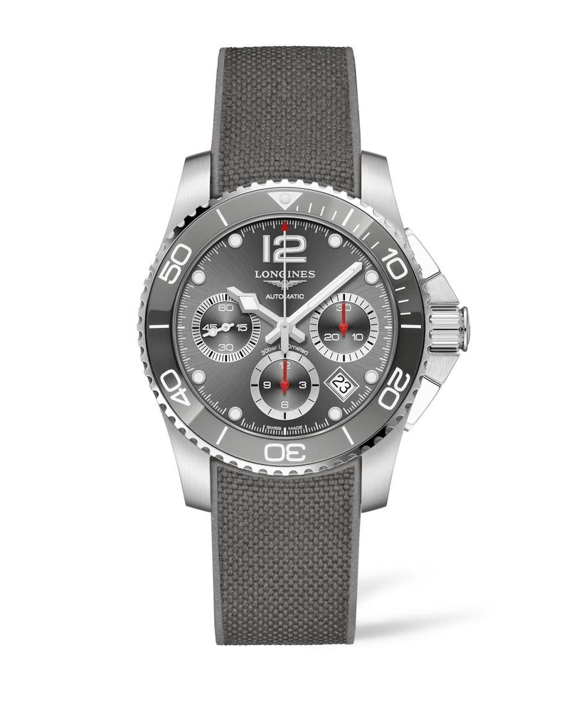 LONGINES HydroConquest 41mm and ceramic Chronograph  Longines