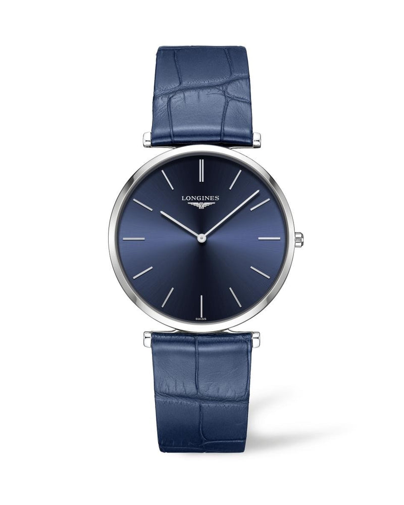 LONGINES La Grande Classique de Longines 37mm Blue Dial Stainless Steel  Longines