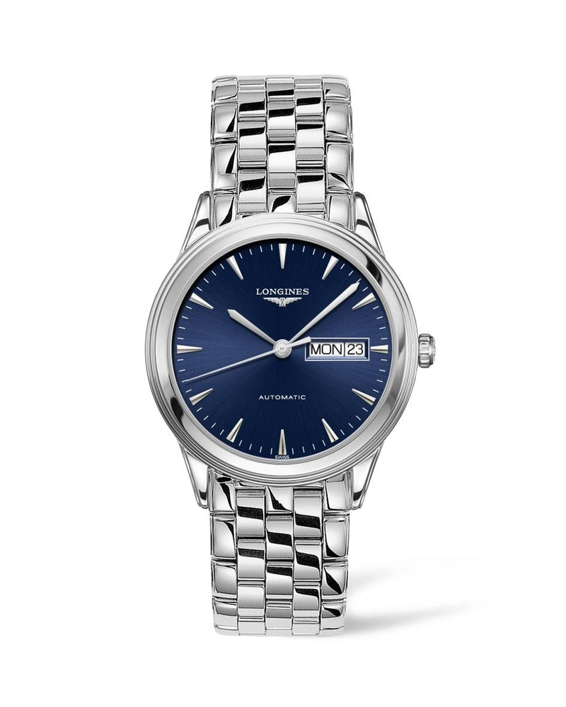 LONGINES Flagship 38mm Blue Dial Automatic  Longines