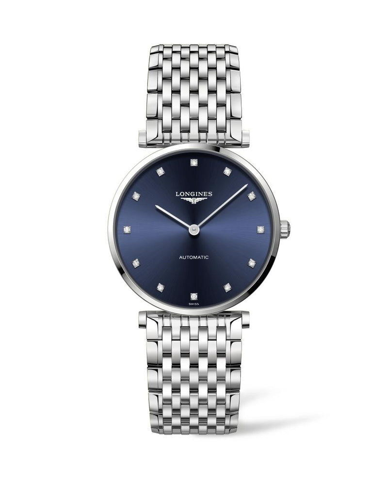 LONGINES La Grande Classique de Longines 36mm Blue Dial Automatic  Longines