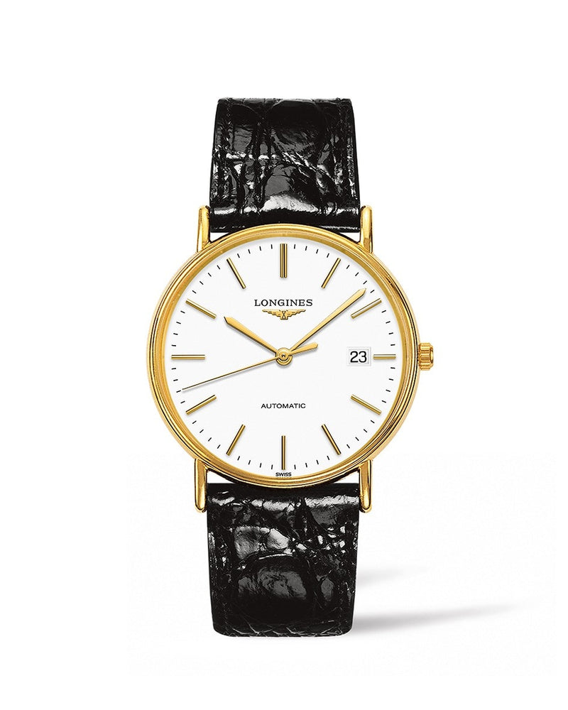 LONGINES Presence 38mm PVD Automatic  Longines