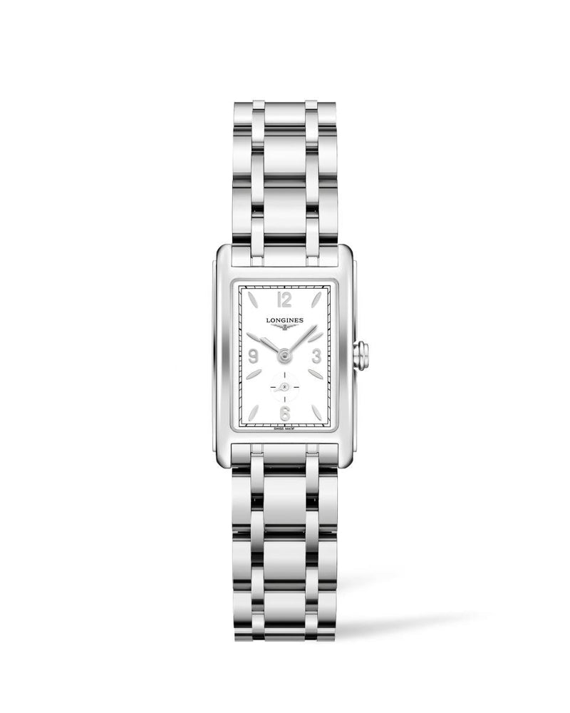 LONGINES Longines DolceVita 20mm White Dial Stainless Steel  Longines