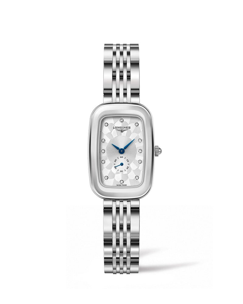 LONGINES Equestrian Collection Boucle 22mm Stainless Steel  Longines