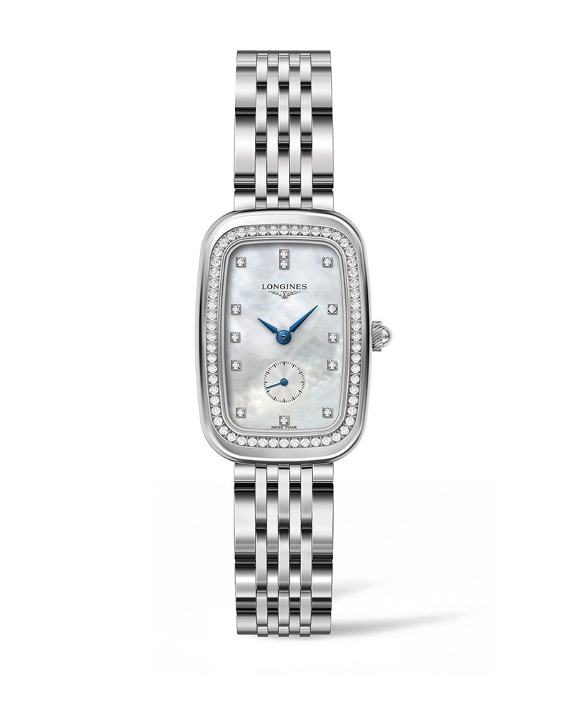 LONGINES Equestrian Collection Boucle 24mm Stainless Steel  Longines