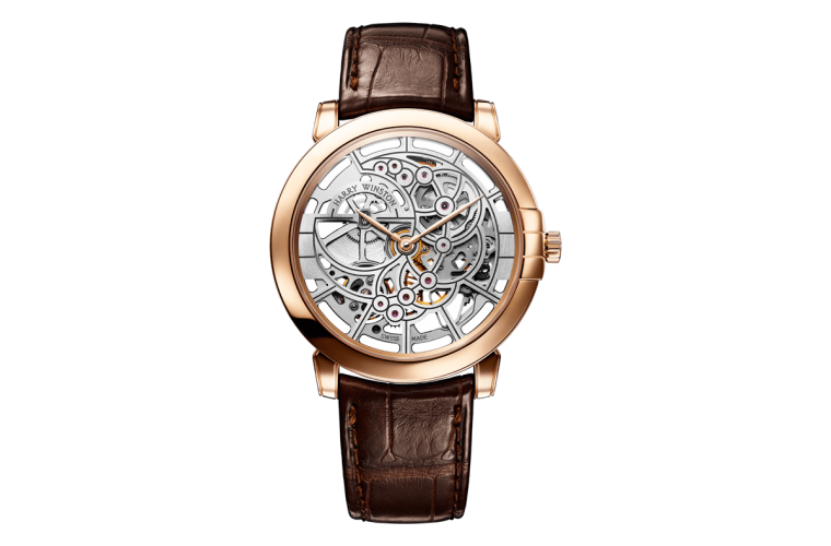 Harry Winston Midnight Skeleton  Harry Winston