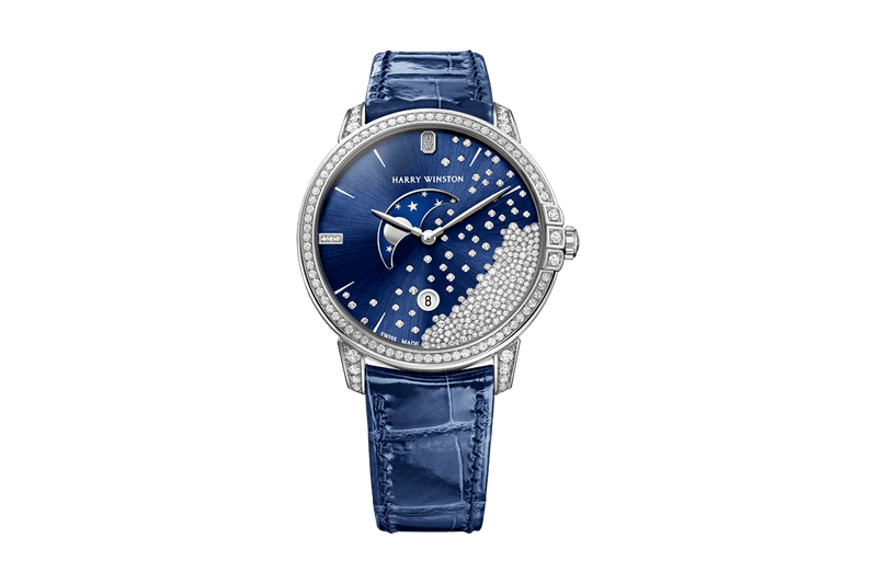 Harry Winston Midnight Diamond Drops  Harry Winston