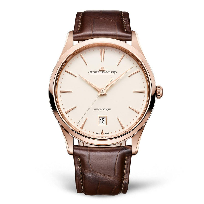 Jaeger LeCoultre Master Ultra Thin Date  Jaeger LeCoultre