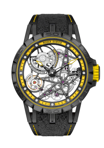 Roger Dubuis Excalibur Spider Pirelli – Automatic Skeleton - RDDBEX0616  Roger Dubuis