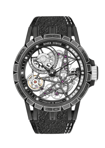 Roger Dubuis Excalibur Pirelli Automatic Skeleton - RDDBEX0745  Roger Dubuis