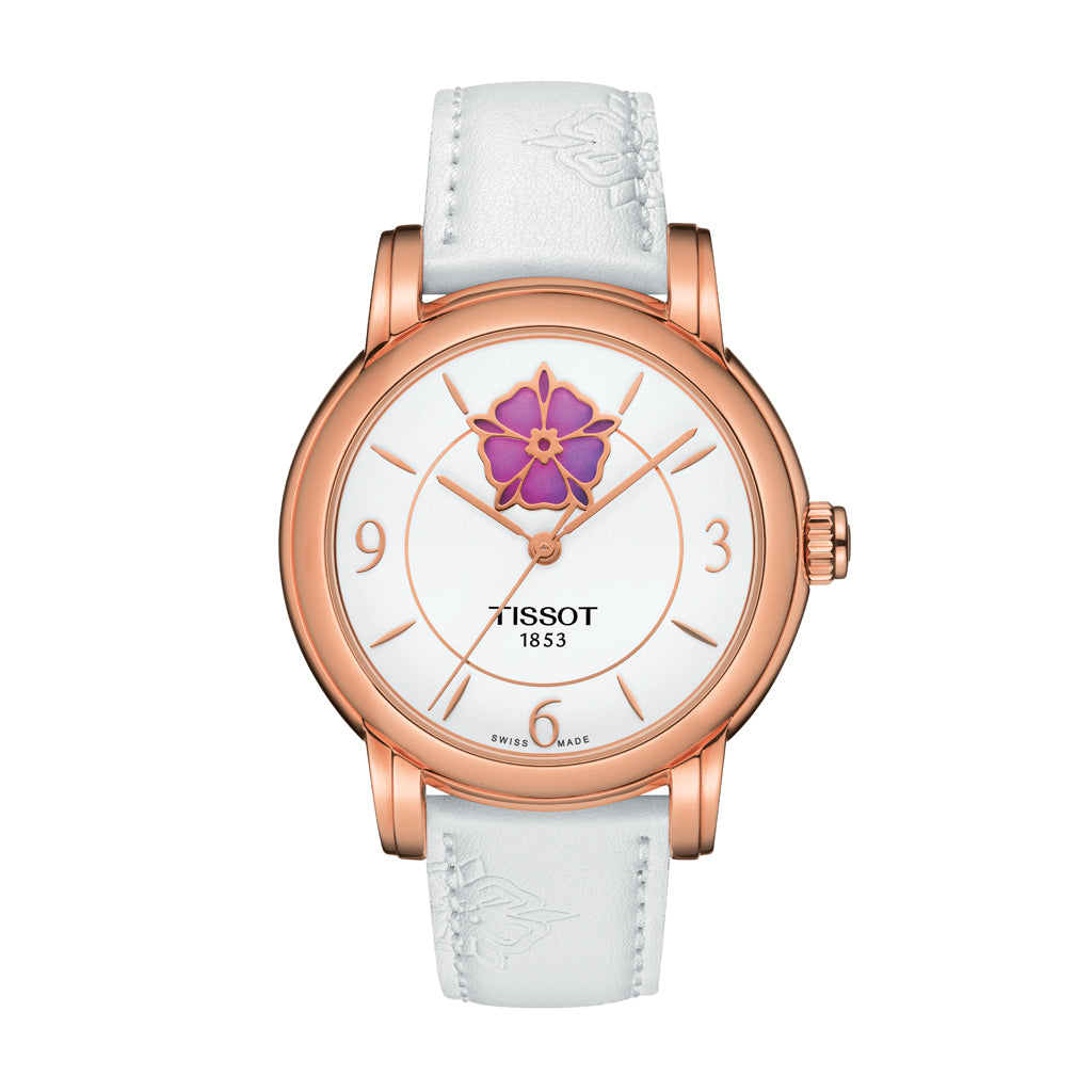 Tissot Lady Heart Flower Powermatic 80  Tissot