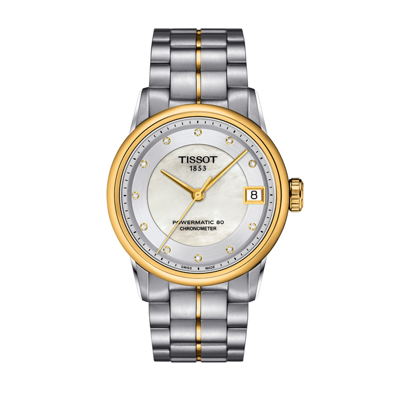 Tissot Luxury Powermatic 80  Tissot
