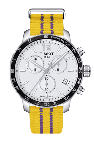 Tissot Quickster Chronograph NBA Los Angeles Lakers  Tissot