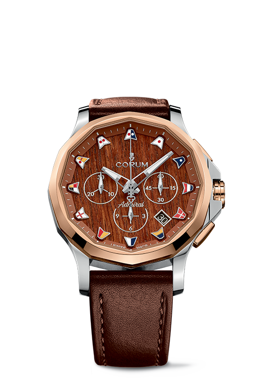 Price Admiral Legend 42 Chronograph  Corum