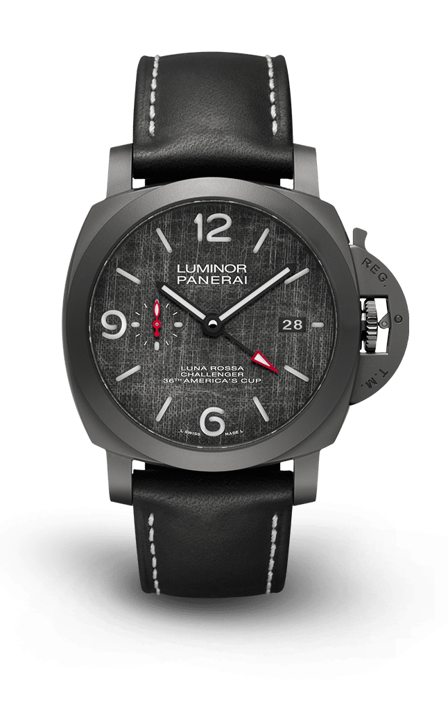 Panerai Luminor Luna Rossa GMT - 44mm PAM01036  Panerai
