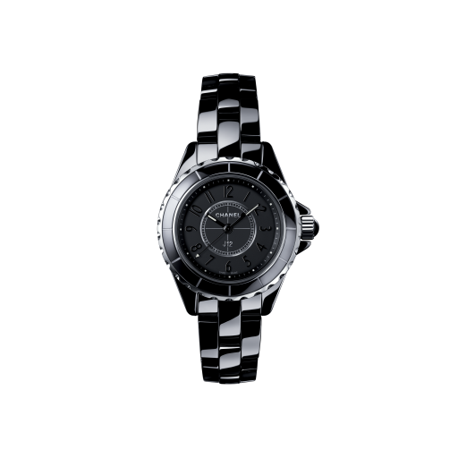 J12 Intense Black Watch  Chanel