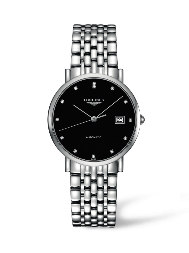 LONGINES The Longines Elegant Collection 37mm Automatic  Longines