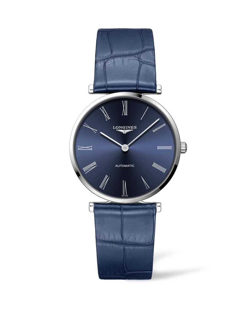 LONGINES La Grande Classique de Longines 36mm Blue Dial Stainless Steel  Longines