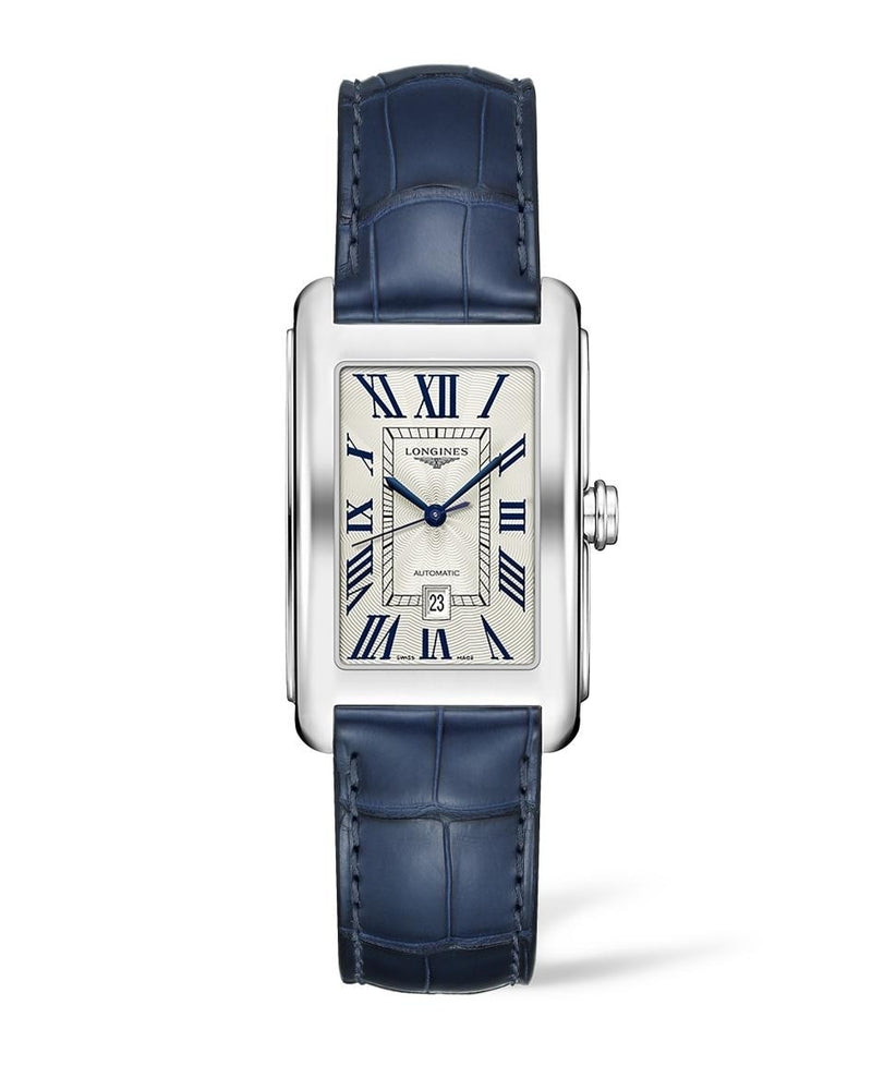 LONGINES Longines DolceVita 27mm Silver Dial Automatic Stainless Steel  Longines