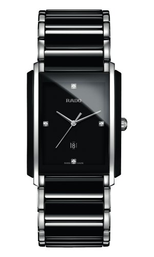 Rado Integral Diamonds  Rado