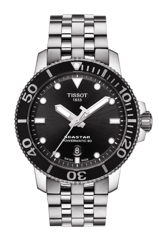 Tissot Seastar 1000 Powermatic 80  Tissot