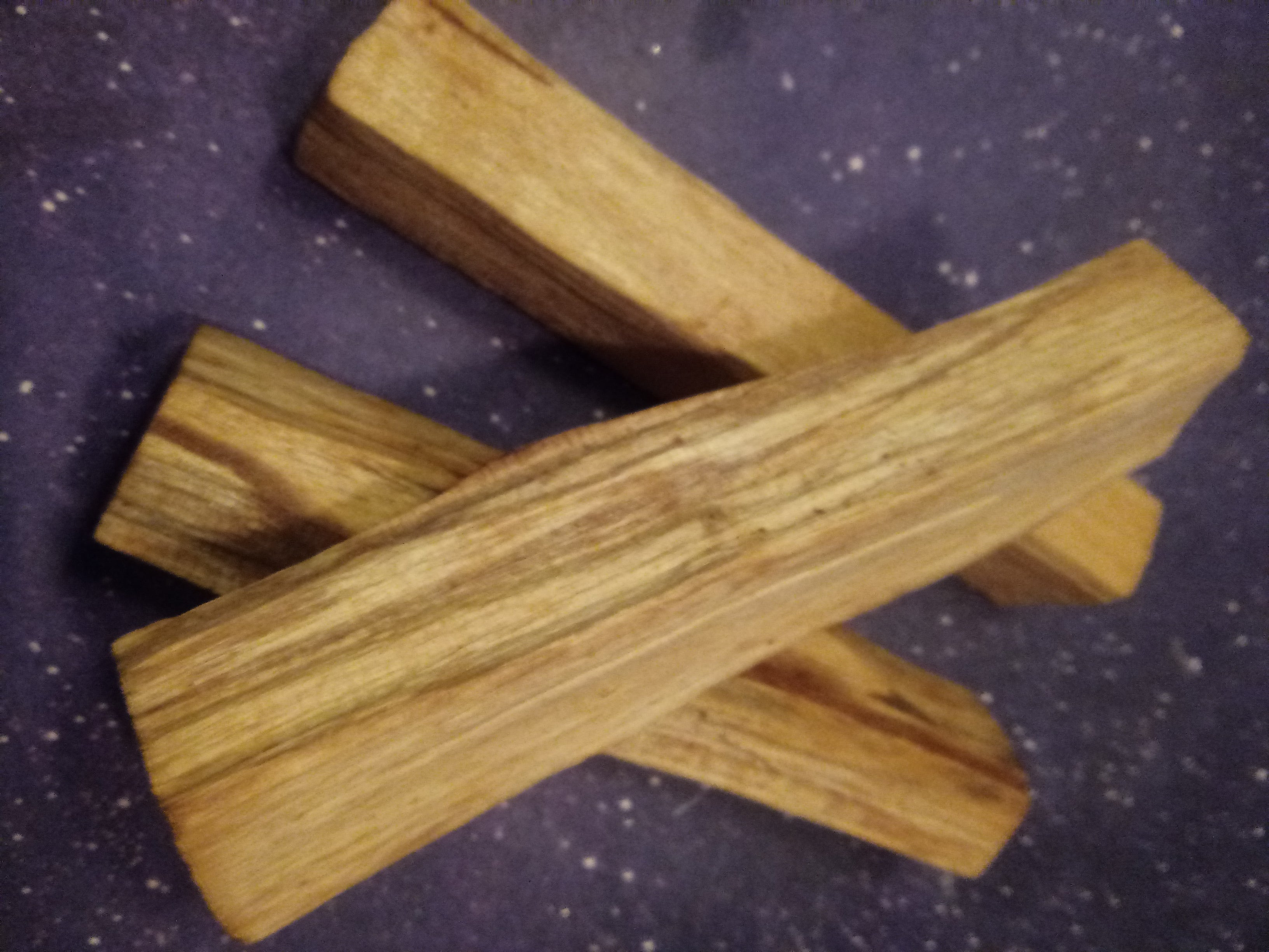3 Palo Santo sticks