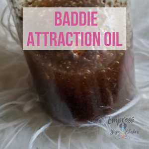Baddie Attraction Oil