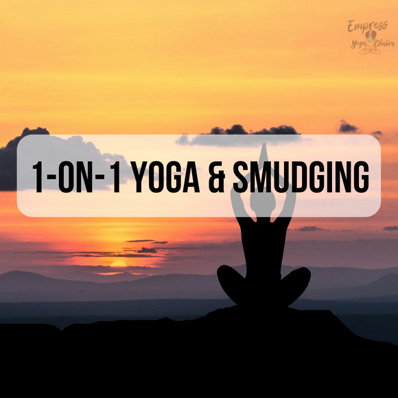 1-On-1 Yoga & Smudging
