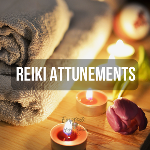 Distance Crystal Reiki Session