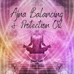Ajna Balancing & Protection Oil