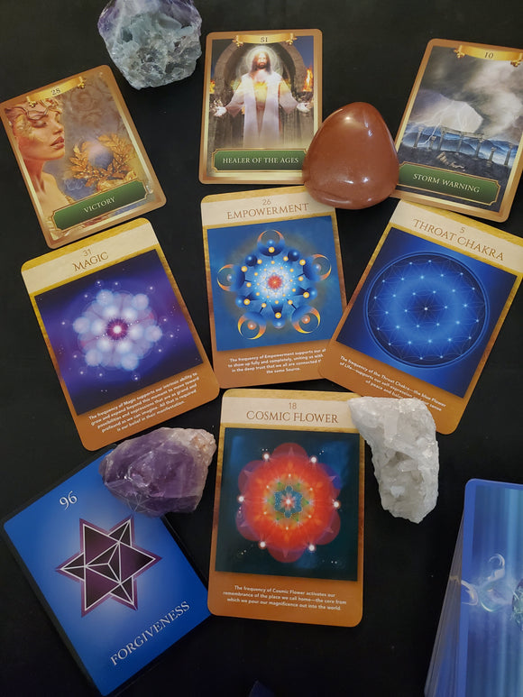 Spiritual Guidance Spread