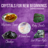 New Beginnings Crystal Kit